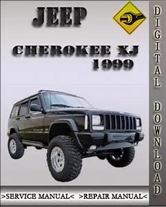 1999 Jeep Cherokee Xj Factory Service Repair Manual