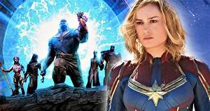 Is Captain Marvel Bringing in Thanos and the Black Order ...
