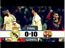 Real Madrid vs FC Barcelona 010 YouTube