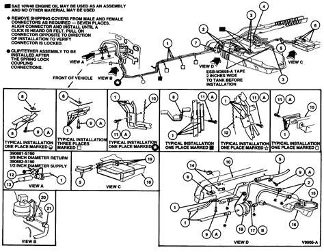 Ford Taurus Water Pump Diagram