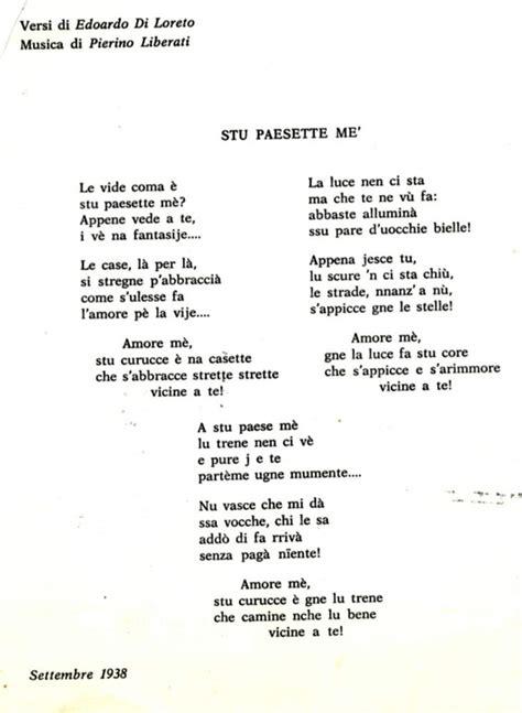 canzoni della chiesa testi coro