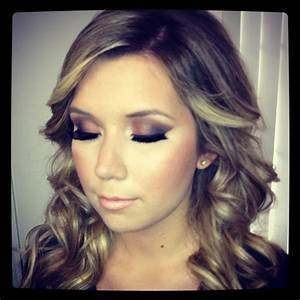 Prom Hair Makeup Bridal Hair Stylist And Makeup