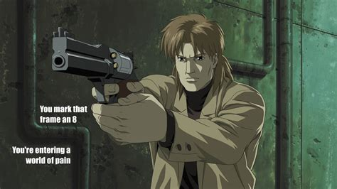 Ghost In The Shell Meme - anime ghost in the shell bakgrund