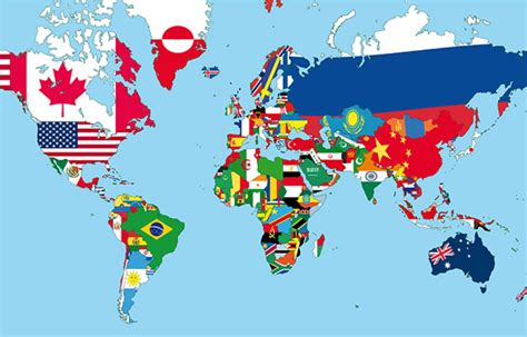 How Many Of These Flags Of The World Can You Identify