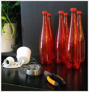 Bouteille En Verre Ikea : r aliser une lampe bouteille ~ Teatrodelosmanantiales.com Idées de Décoration