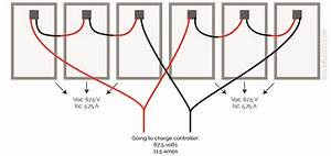 Image Result For Solar Panel Parallel Wiring Diagram Voc