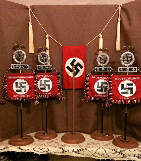 nazi standard banners