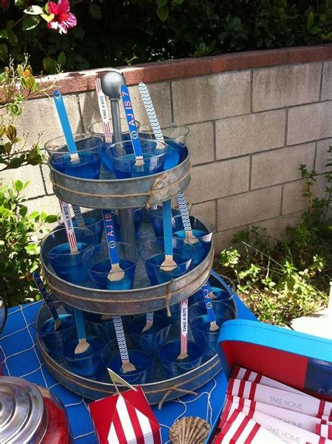 jaws birthday party ideas photo    catch  party