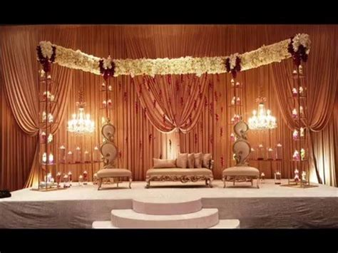Wedding Decorations by Muslim Wedding Decorations Ideas