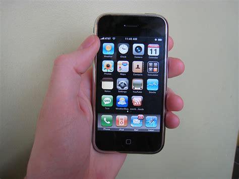 1st generation iphone generation iphone flickr photo