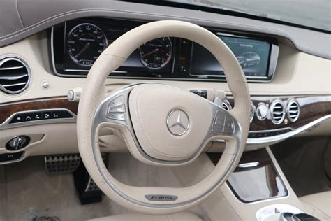 The s63 amg 4matic is 4,678 lb. Used 2015 Mercedes-Benz S63 AMG 4MATIC AWD W/NAV S63 AMG 4MATIC For Sale ($69,950)   Auto ...