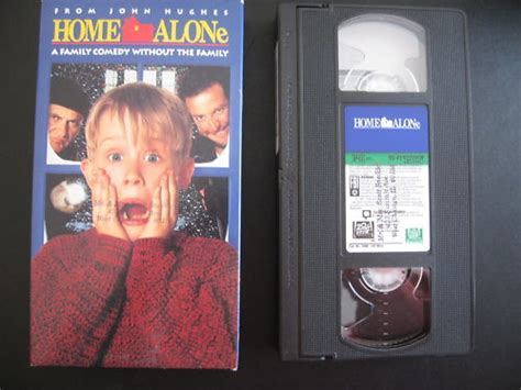 Free Home Alone  Vhs  Vhs  Listiacom Auctions For Free Stuff