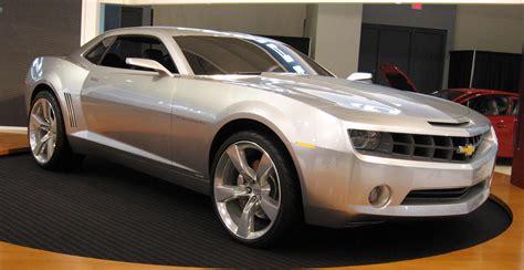 Chevrolet Camaro Th Generation Concept The Crittenden Automotive Li Ry