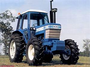Tractordata Com Ford 7710 Tractor Photos Information