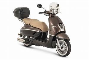 Formation 7h 125 : pr sentation du scooter 125 peugeot scooters django 125 allure ~ Medecine-chirurgie-esthetiques.com Avis de Voitures