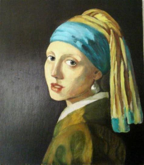 chambre femme copie tableau classique peinture cris