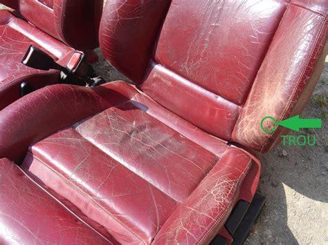 reparation siege auto en cuir rénovation siège auto sofolk
