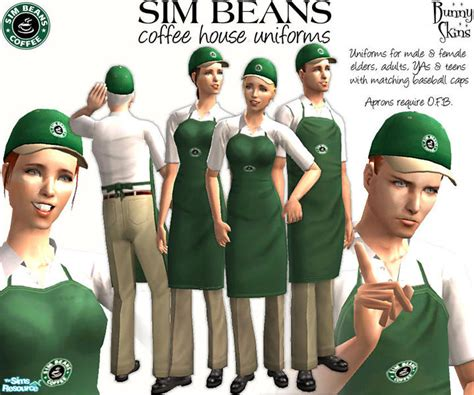 *bunny*'s Sim Beans Coffee House Uniforms Tassimo Leaking Coffee Grinds Best Drip Maker Malaysia Jelly History Float Kenco Japanese Nyc Of Starbucks With Grinder 2017