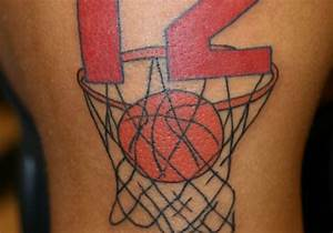 33 Sporty Basketball Tattoos For 2013 - CreativeFan