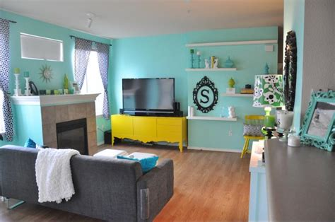 teal living room walls miscellaneous