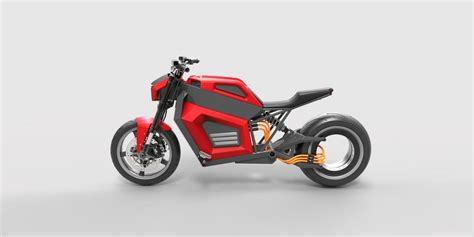 Electric Motorcycle Motor by Rmk E2 Electric Motorcycle Shows Radical New Electric