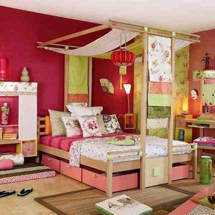 chambre style asiatique deco chambre ado asiatique visuel 5