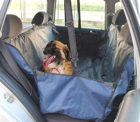 protege siege de voiture protège siège arrière de voiture walky hammock pour chien