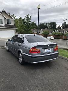 2004 Bmw 325i For Sale In Renton  Wa