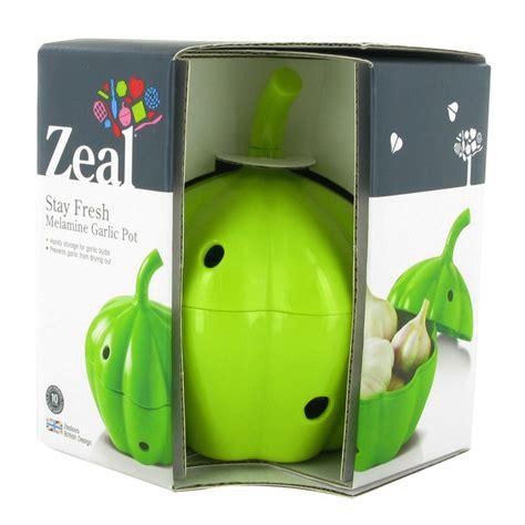 lime green kitchenware zeal lime green melamine stay fresh garlic pot kitchen storage pot container new ebay