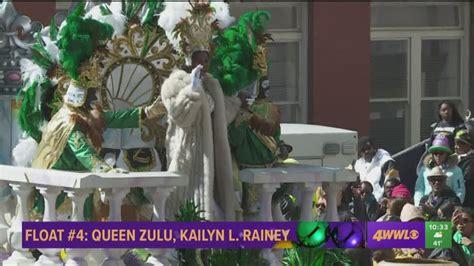 hail zulu mayor council members toast queen zulu