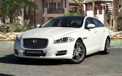 Jaguar Car : Jaguar Xjl