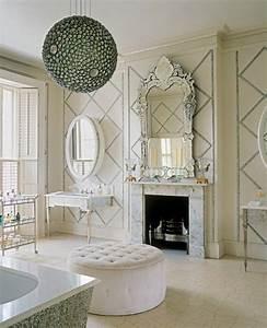 modele de salle de bain avec cheminee en 25 images With salle de bain design avec facade de cheminée décorative