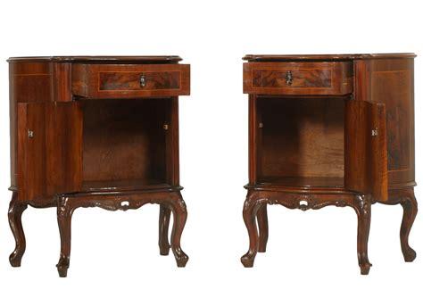 Baroque Bedroom Furniture Antica Camera Da Letto Barocco