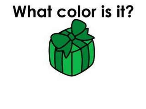 What Color Is by