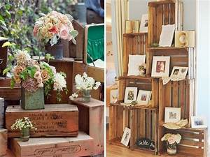 The, Many, Uses, Of, Rustic, Crates, For, Your, Wedding, Decor
