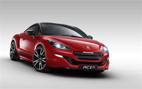 Peugeot Rcz R 2014 Wallpaper