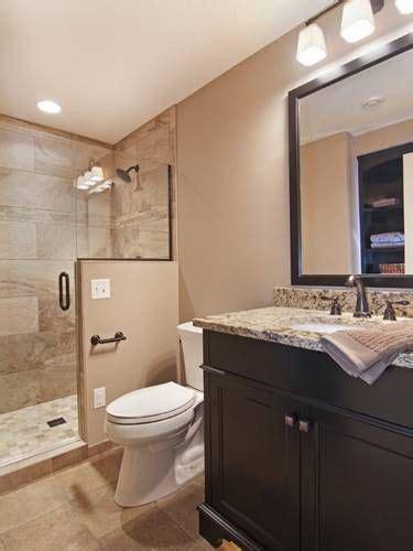 Best 25  Small basement bathroom ideas on Pinterest