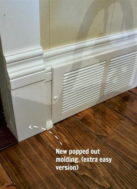 Farmhouse Kitchen Ideas On A Budget - beautiful diy baseboards and moldings on a budget the creek line house