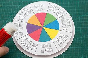como hacer una ruleta de mesa