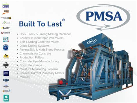 block machine concrete paving machine pan mixers south