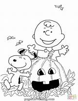 Coloring Pages Peanuts Great Lovesmag Magical Charlie Cost Halloween Without Brown Web Print sketch template
