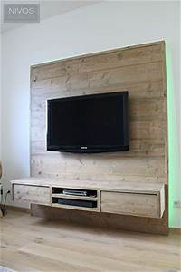 Tv Media Wand : 25 beste idee n over muur achter tv op pinterest tv scherm tv entertainment muur en tv ~ Sanjose-hotels-ca.com Haus und Dekorationen
