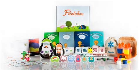 activity box  toddlers ages   year olds flintobox