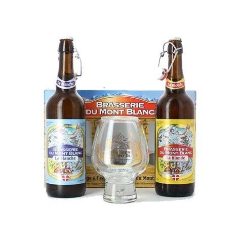 biere du mont blanc coffret bi 232 re du mont blanc brasserie mont blanc