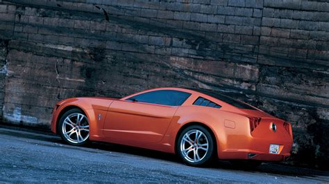 concept cars ford mustang giugiaro