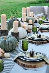 47, Fabulous, Diy, Ideas, For, Thanksgiving, Table, Decor