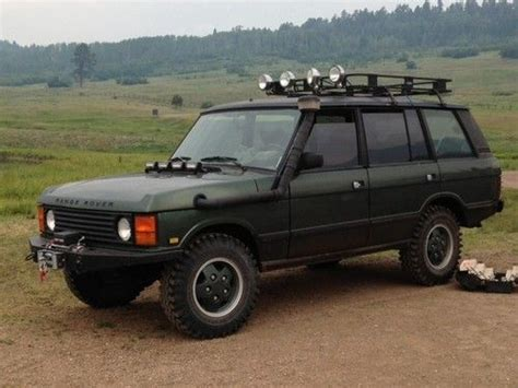 auto air conditioning repair 1993 land rover range rover security system purchase used 1993 range rover classic lwb off road ready in albuquerque new mexico united states