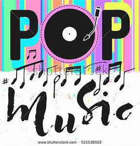 Pop Music Clipart - ClipartXtras