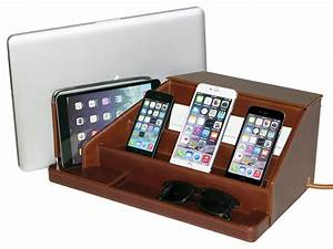 charging station - 28 images - leather charging station