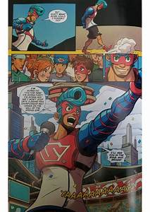 Full Scans Of The ARMS Free Comic Book Day Preview